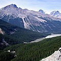 Athabasca River Valley by George Cousins