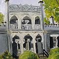 Athenaeum by Susan Elizabeth Jones