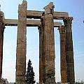 Athens 4 by Teresa Ruiz