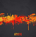 Athens Greece by Aged Pixel