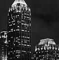 Atlanta At Night  by Ayesha  Lakes