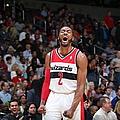 Atlanta Hawks V Washington Wizards by Stephen Gosling