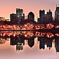 Atlanta Piedmont Pink by Frozen in Time Fine Art Photography