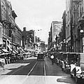 Atlanta Shopping District by Underwood & Underwood