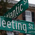 Atlantic And Meeting St by Dale Powell