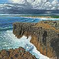 Atlantic Breakers Pontal Portugal by MGL Meiklejohn Graphics Licensing