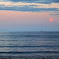 Atlantic Moon Rise by Barbara McDevitt