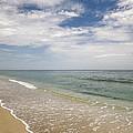 Atlantic Ocean Beach V by Zina Stromberg