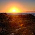 Atlantic Sunrise by John Greim
