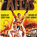 Atlas, Us Poster, Michael Forest by Everett