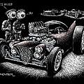 Atomic Weirdness by Bomonster