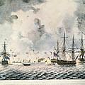 Attack On Fort Mifflin, 1777 by Granger