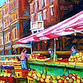 Atwater Market   by Carole Spandau