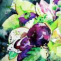 Aubergine Mirage by Roleen  Senic