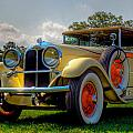 Auburn 1928 Roadster by Jerry Gammon