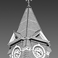 Auburn University Samford Hall Clock Tower by University Icons