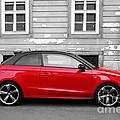Audi A1 Car by Norman Pogson