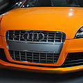 Audi  Tts by Dragan Kudjerski