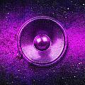 Audio Purple by Steve Ball