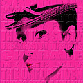 Audrey Hepburn 4 by Andrew Fare