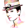 Audrey Hepburn 6 by Andrew Fare