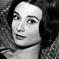 Audrey Hepburn by Mountain Dreams