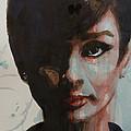 Audrey Hepburn  by Paul Lovering