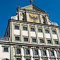 Augsburg Townhall - Rathaus by Frank Gaertner