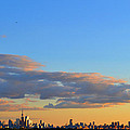 August Early Evening Toronto 4  by Lyle Crump