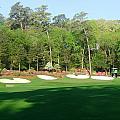 Augusta National - Amen Corner by Bo  Watson