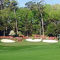 Augusta National - Hole 13 by Bo  Watson