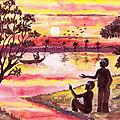 Auld Lang Syne by Priyanka Paul