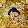 Aum Buddha by Tim Gainey