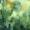 Aurora Borealis Abstract by Georgiana Romanovna