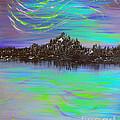 Aurora Borealis by Alys Caviness-Gober