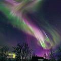 Aurora Borealis by Babak Tafreshi