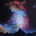 Aurora Borealis  by Thomas Kolendra
