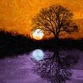 Aurora Goddess Of The Dawn by Tom Mc Nemar