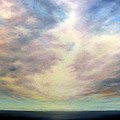 Evening Sky by Mary Taglieri
