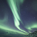 Aurora Twister by Arnar B Gudjonsson