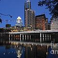 Aus Downtown Reflcetions by William Bosley
