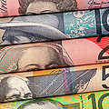 Aussie Dollars 01 by Rick Piper Photography