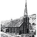 Austin Church by Joseph Juvenal