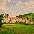 Austin Dam by Kenneth Cobb