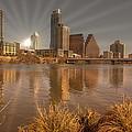 Austin Downtown by John Johnson