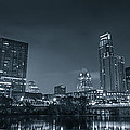 Austin Skyline by David Morefield