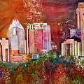 Austin Skyline IIi by Vicki Brevell