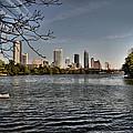 Austin Skyline by Jamie  Franks