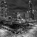Austin Texas Skyline Get Out The Crane Construction Time Again by Silvio Ligutti