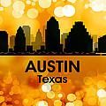Austin Tx 3 by Angelina Tamez